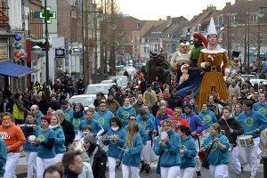 Carnaval de croix 2016